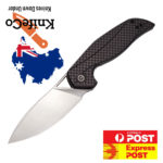 Civivi – Anthropos Linerlock Folding Knife – C903C